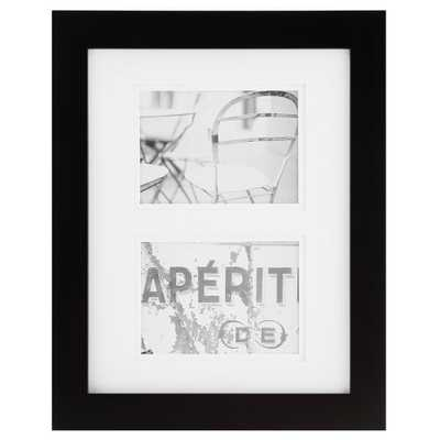 5 in. x 7 in. Black Picture Frame - Home Depot