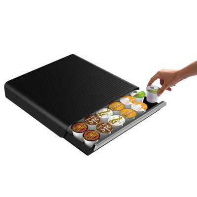Hero 36 Capacity Coffee Pod Drawer - Home Depot