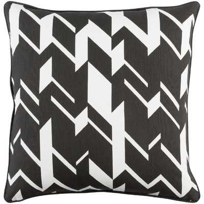 Antonia Geometric Square Cotton Throw Pillow - Wayfair