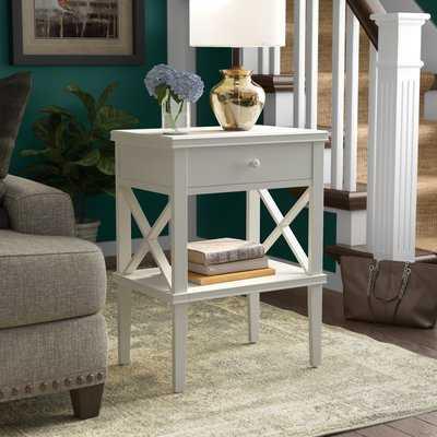 Santino Chairside Table - Birch Lane