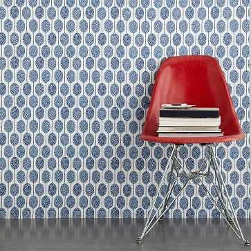 Chasing Paper Wall Panel, Single Panel, Dotted Trees, Ink - West Elm