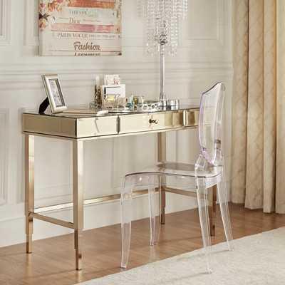 Guidinha Glass Desk - AllModern