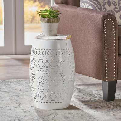 Ifrane Accent End Table - Wayfair