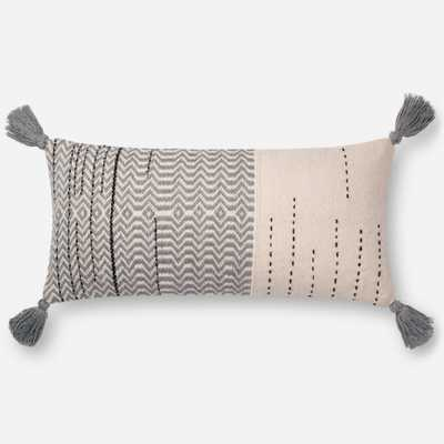 PILLOWS - IVORY / GREY - Loma Threads