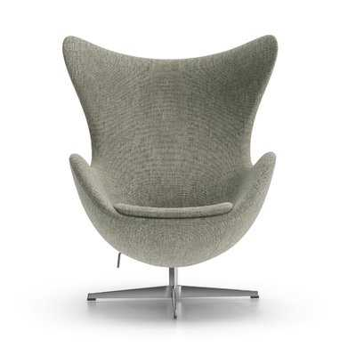 Corinna Swivel Balloon Chair - AllModern