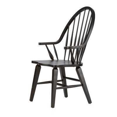 Warkentin Dining Chair, Black, set of 2 - Wayfair