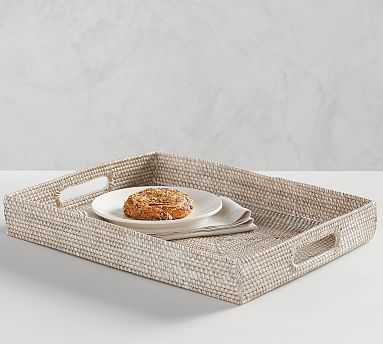 Tava Serve Tray - Light Natural - Pottery Barn