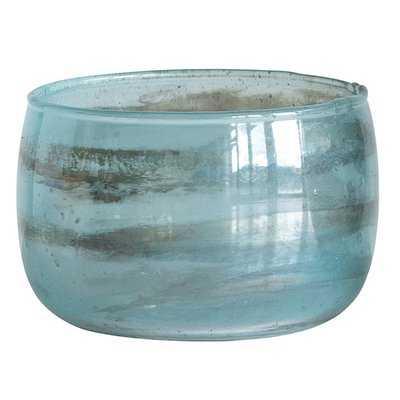 Medium Glass Votive Holder - Birch Lane
