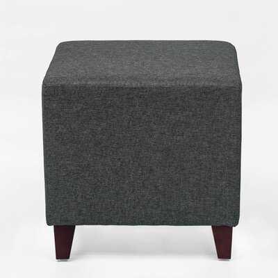 Keefer Cube Ottoman - Wayfair
