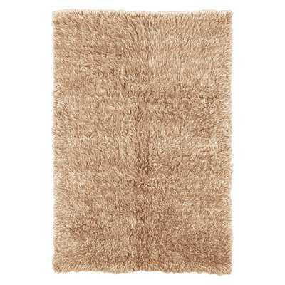 100% New Zealand Wool Flokati Area Rug - Tan (8'x10') - Target