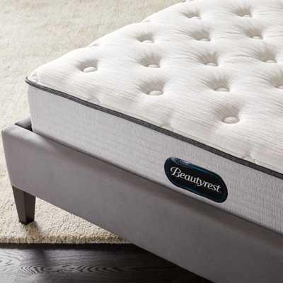 Simmons ® Beautyrest ® BR800 ™ Medium King Mattress - Crate and Barrel