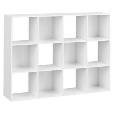 11 12-Cube Organizer Shelf White - Room Essentials - Target