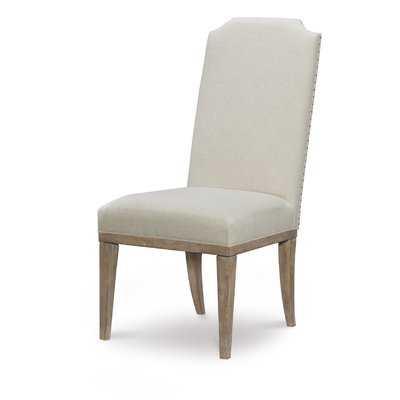 Monteverdi Upholstered Dining Chair (Set of 2) - Wayfair