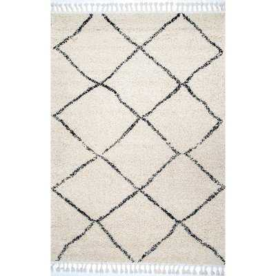 Ramey Off White Area Rug - Wayfair