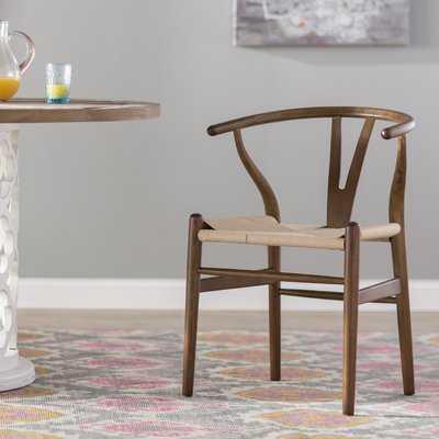 Dayanara Solid Wood Dining Chair - AllModern
