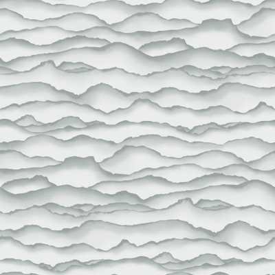 Singed Peel & Stick Wallpaper Gray - RoomMates - Target