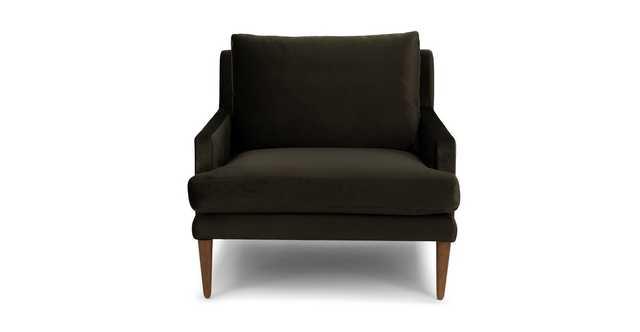 Luxu Cedar Green Chair - Article