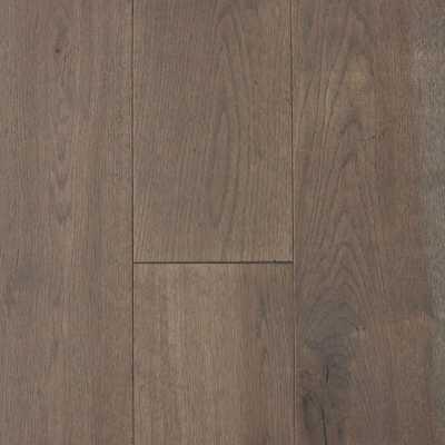 Blue Ridge Hardwood Flooring Take Home Sample - Castlebury Scarborough Grey European Sawn White Oak Click Engineered Flooring - 5 in. x 7 in. - Home Depot