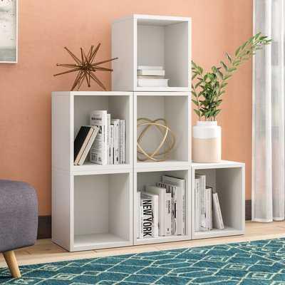 Dehart Modular Plus Cube Bookcase - Wayfair
