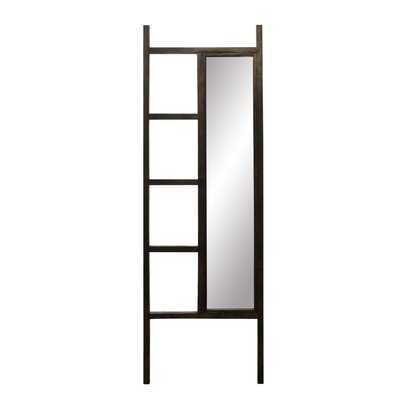Cavedon Leaning Ladder Wall Mirror - Wayfair