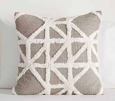 Lattice Sham - Pottery Barn Kids