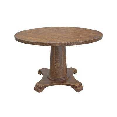 Metropole Round Dining Table - Wayfair