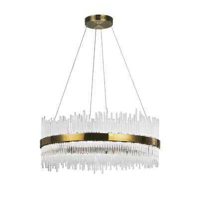 Arwen 1-Light LED Unique / Statement Chandelier - Wayfair