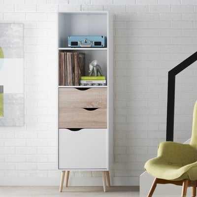 Mateer Standard Bookcase - Wayfair