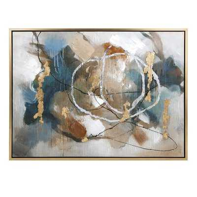Coventia - Picture Frame Print on Canvas - AllModern