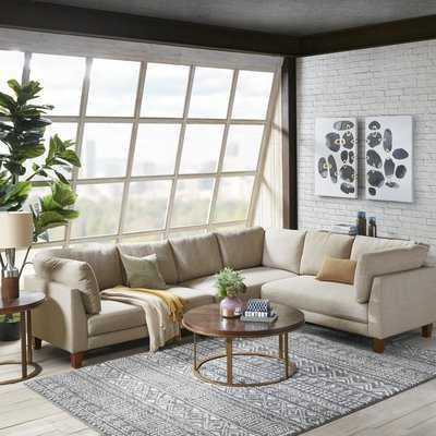 Alford Right Hand Facing Sectional - Birch Lane