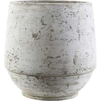 Cement Pot Planter - AllModern