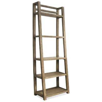 Keeble Leaning Ladder Bookcase - Wayfair