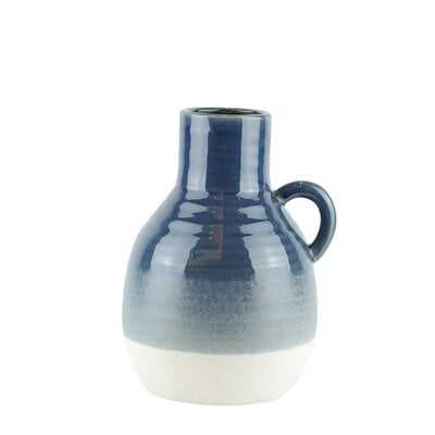 Akron Ceramic Table Vase - Wayfair