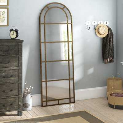 Nicastro Arched Pier Contemporary Full Length Mirror - Birch Lane