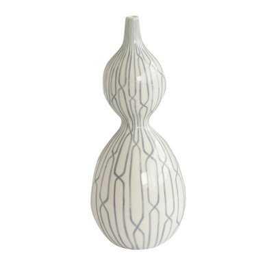 Lynnette Linking Trellis Double Bulb Table Vase - AllModern