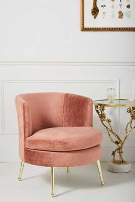 Cynthia Accent Chair - Anthropologie