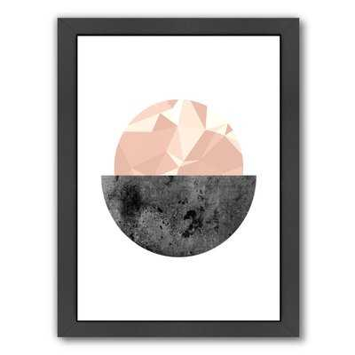 Geometric Art 16 Framed Graphic Art - Wayfair