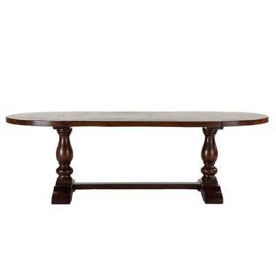 Myer Solid Wood Dining Table - Wayfair