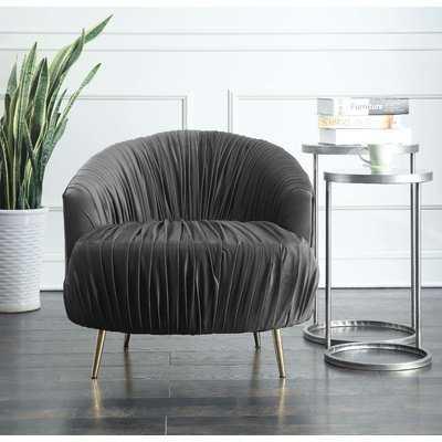 Nouvelles Barrel Chair - Wayfair