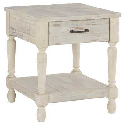 Theron End Table - Wayfair