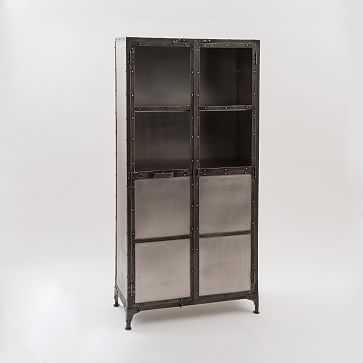 Antique Finish Cabinet - West Elm