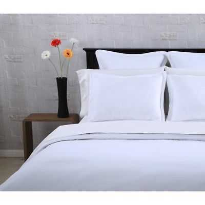 Affluence White Duvet Cover 3-piece Set: Traditional, Contemporary - Queen, Full - Queen, Full - eBay