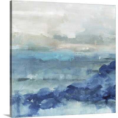 'Sea Swell I' Painting on Canvas - Wayfair
