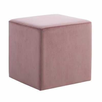 Daughtrey Cube Ottoman - Wayfair