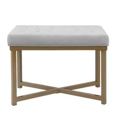 Bridgegate Tufted Vanity Bench - Wayfair