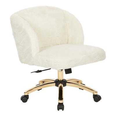 Ellen Mid-Back Desk Chair - Wayfair