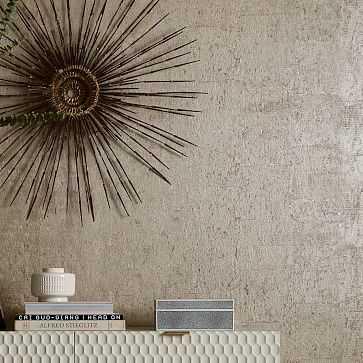 Gold Cork Wallpaper - West Elm