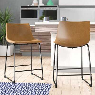 Mary-Kate Counter & Bar Stool (Set of 2) - Wayfair