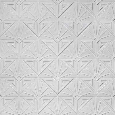 Deco Paradiso Paintable Luxury Vinyl Wallpaper, White & Off-White - Home Depot