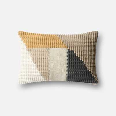 """PILLOWS - TEAL / MULTI - 13"""" X 21"""" Cover Only - Loma Threads"""